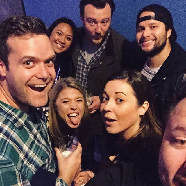 This crew. #wherespucci #wheresbellslips - from Instagram