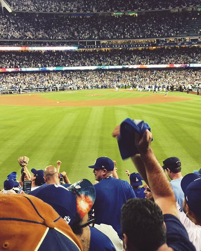 Dodgers! - from Instagram